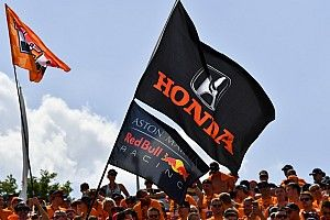 """Honda chief says 2019 results will """"encourage"""" F1 stay"""