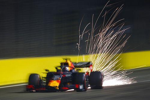 "Verstappen: ""Hoy no hemos estado a la altura"""