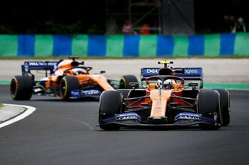 Startaufstellung: Formel-1-Grand-Prix von Ungarn in Budapest