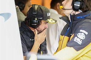 """Alonso: """"No estoy saturado de la F1, es necesidad de vivir un poco"""""""