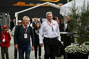Ross Brawn büszke a lélegeztetőgépeket gyártó F1-es csapatokra
