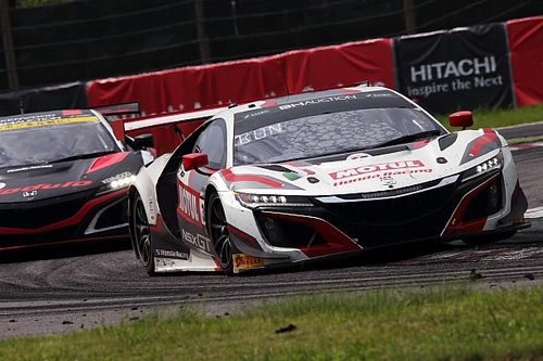 Honda NSX GT3 set for Bathurst 12 Hour debut