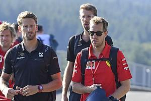 Haas F1 n'a pas fait d'offre à Vettel