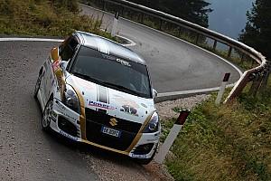 Suzuki Rally Cup: a San Martino di Castrozza trionfano Cominelli e Fieni