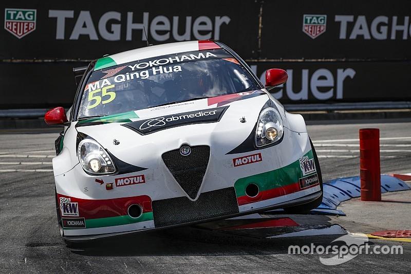 Alfa Romeo: in Cina è Ma sotto i riflettori del WTCR