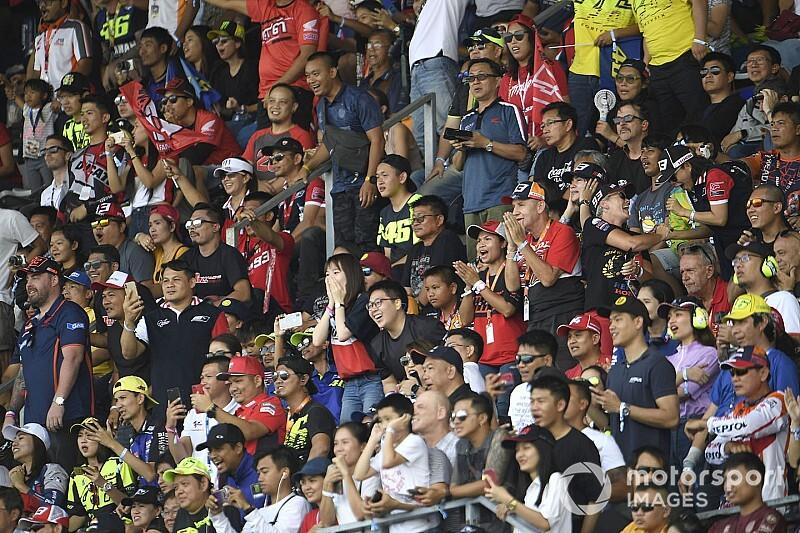 A Thaiföldi Nagydíjat is elhalasztják a MotoGP-ben a koronavírus miatt