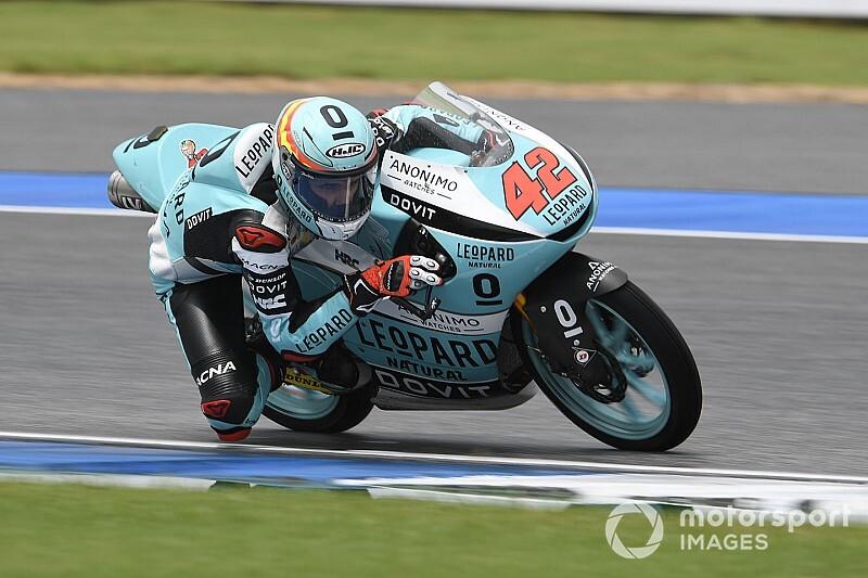 Prima pole in Moto3 per Ramirez a Phillip Island