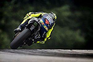 Rossi nyaman geber Yamaha di Sachsenring
