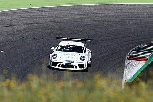 Carrera Cup Italia, Cerqui dice sì a Vallelunga e fino a fine stagione!