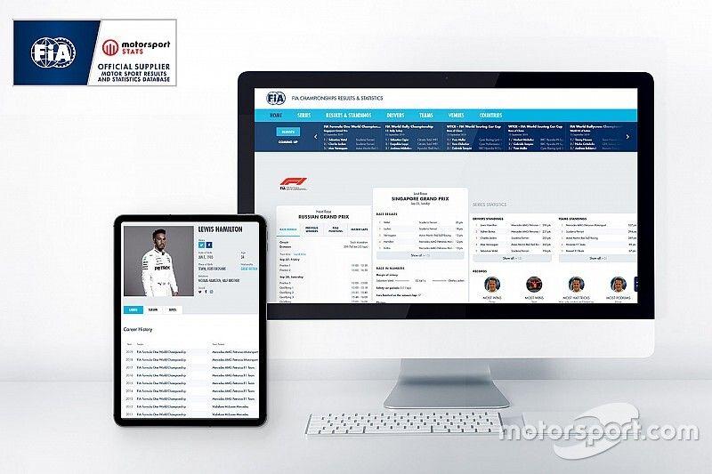 La base de données de la FIA désormais accessible aux fans !