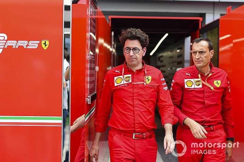 "Ferrari: ""It'd be a shame"" to use veto on 2021 rules"