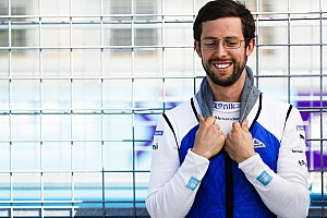 Sims retained as BMW completes Formula E line-up