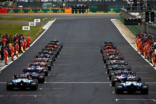 Animasi lap per lap balapan GP Inggris Raya