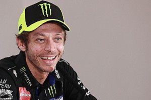 """Rossi: """"Yamaha favorite? Speriamo, sarebbe bello!"""""""