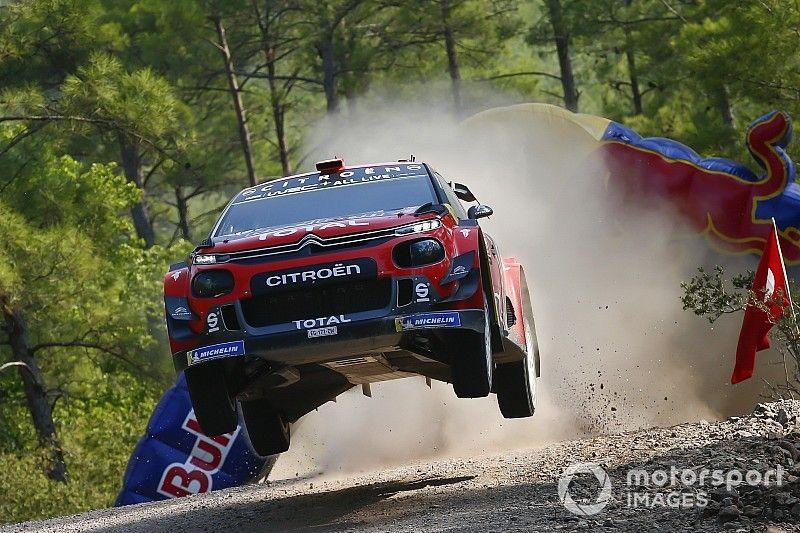 WRC, Rally Turchia, PS12: Lappi sbaglia e Ogier va in testa!
