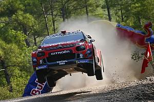 Citroën attendait un doublé depuis quatre ans