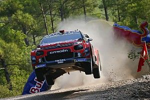 WRC, Rally Turchia, PS12: Lappi sbaglia e Ogier va in testa!