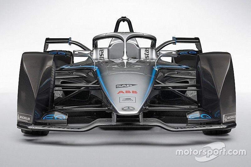 Mercedes, con Vandoorne y De Vries en la Fórmula E 2019/20
