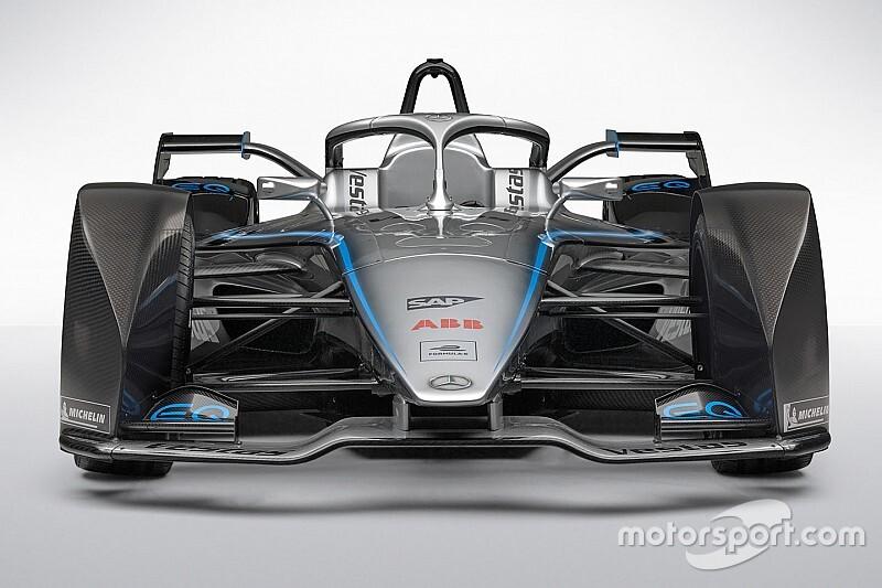 Вольф определил цели Mercedes в Формуле Е