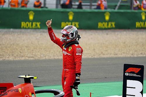 Leclerc: Uma das corridas que mais curti em minha carreira na F1