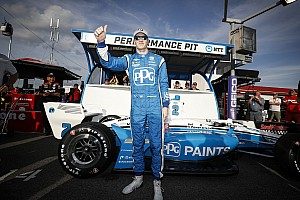 Newgarden conquista pole em Gateway e vê Rossi largar em 11º