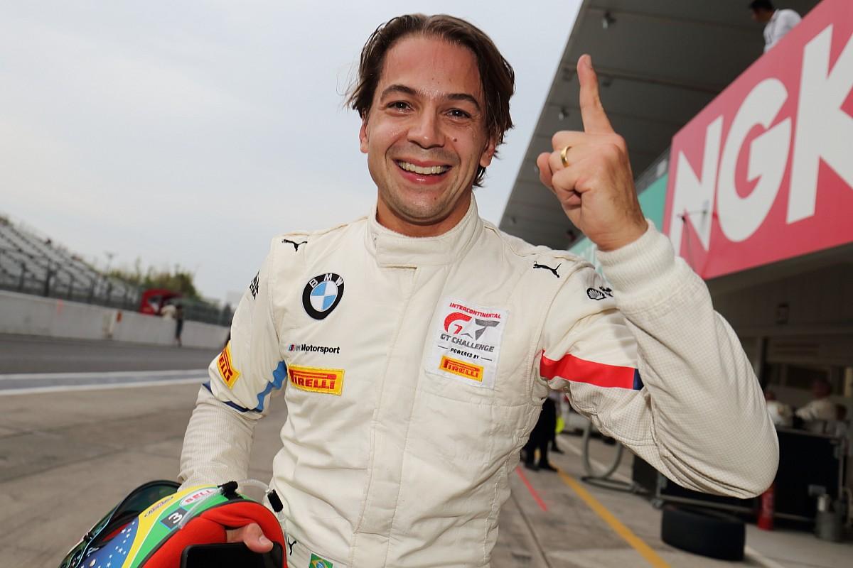 42号車BMWのファーファス、PP獲得に驚き「正直予想していなかった」