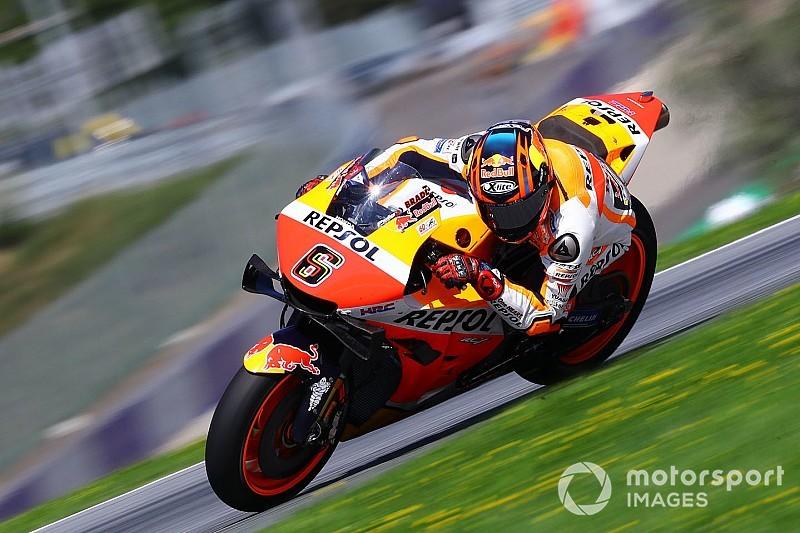 Bradl ergerde zich aan werkwijze Honda in Oostenrijk