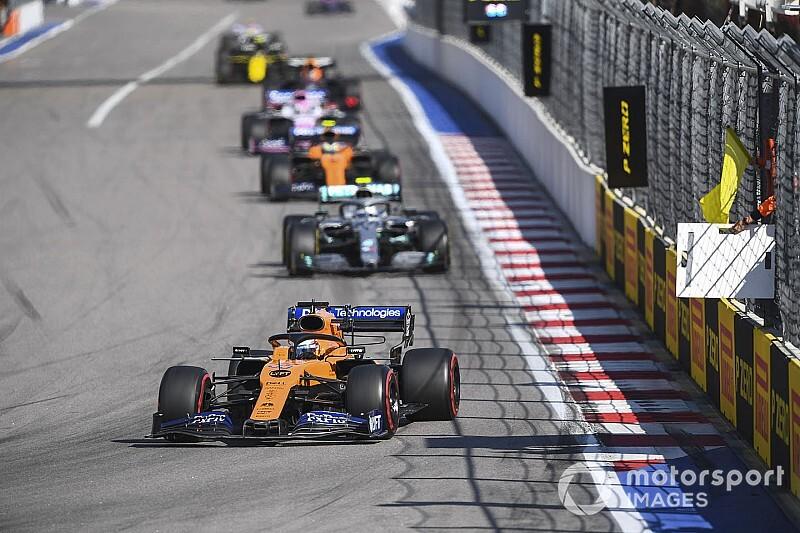 Aktywna aerodynamika w Formule 1