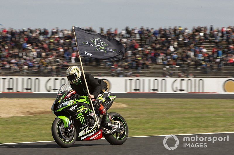 Magny-Cours WSBK: Rea secures fifth straight title