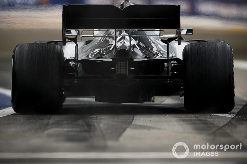 Mercedes, sancionado por tener el combustible más frío