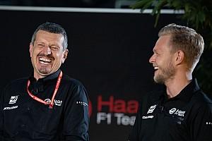 Magnussen, Grosjean'ın takımda kalmasından memnun