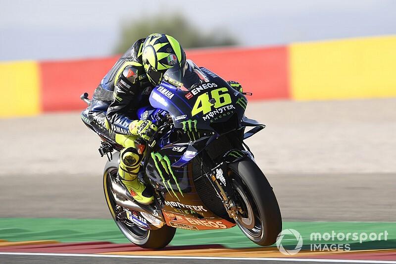 Il peggior Valentino Rossi dell'era Yamaha