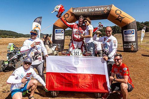 Siódme podium w Maroku