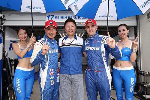 """タイで掴んだ""""セットアップの鍵""""。17号車KEIHIN NSX-GTが見せた速さの理由"""