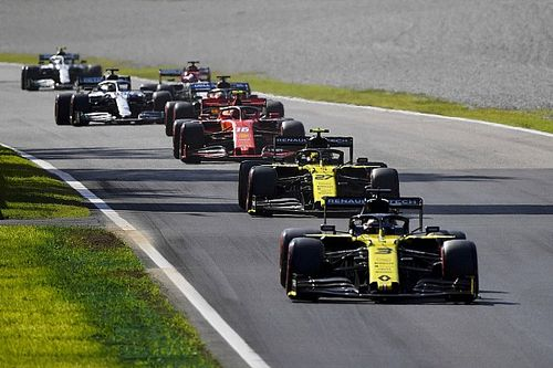 """Ricciardo: Les grilles inversées ? Une suggestion """"désespérée"""""""