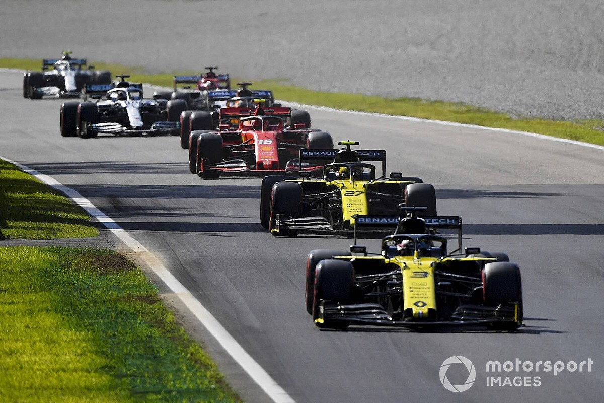 "Monza ""absurdity"" an escalation of recent tactics - Wolff"