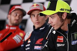 Marquez, Rossi summoned over qualifying clash