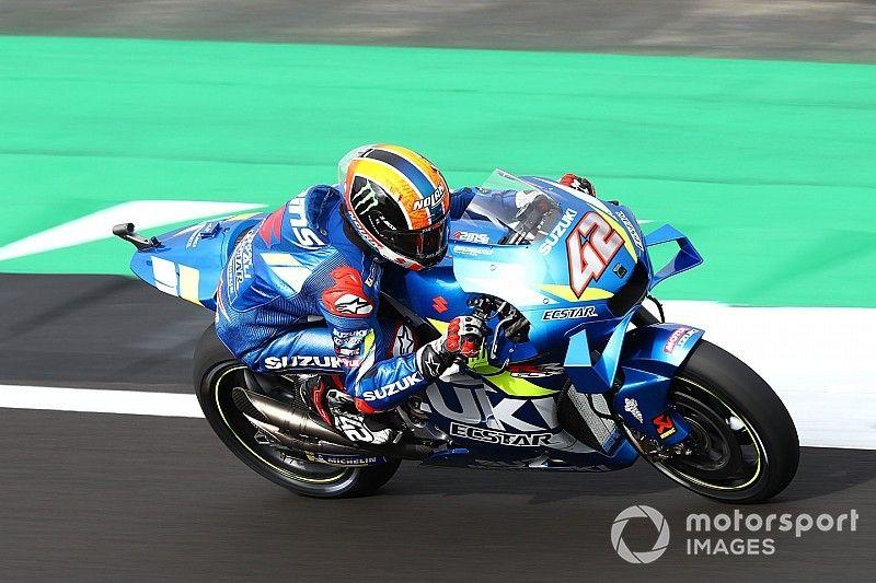"""Rins: """"Tenemos ritmo y moto para pelear por el podio"""""""
