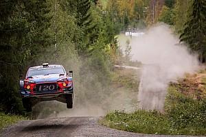 Hyundai anuncia su alineación para Finlandia confiando en su disputa
