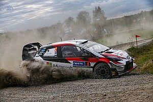 WRCフィンランド:トヨタのタナクが今季4勝目。ランキング首位を堅持