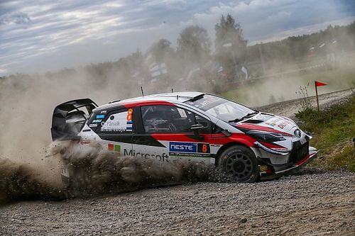 Finland WRC: Tanak extends points lead with victory