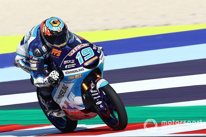 Moto3, Buriram, Libere 2: Rodrigo davanti a Foggia