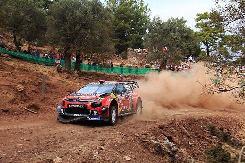 Turkey WRC: Ogier closes the gap on Lappi