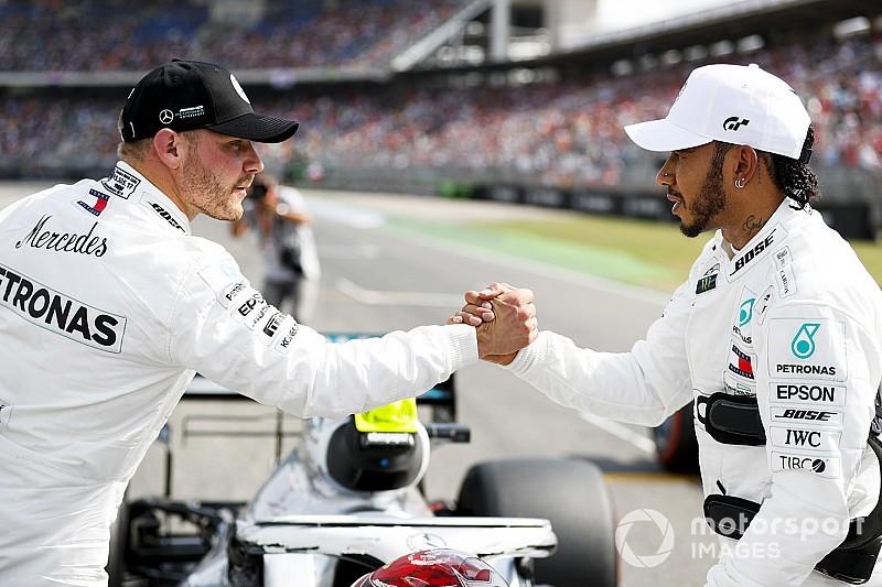 Officieel: Mercedes behoudt Bottas voor F1-seizoen 2020