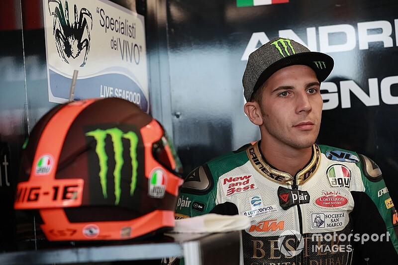 Moto3 Aragon: Migno voor Suzuki op vrijdag