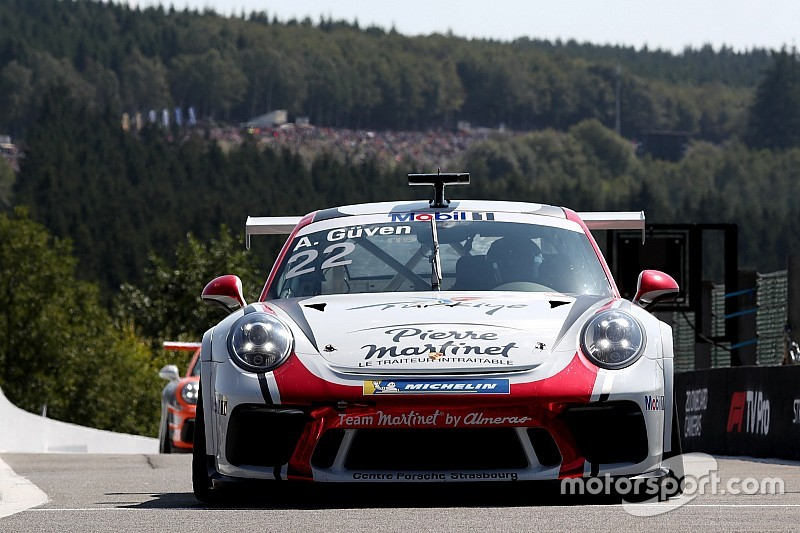 Porsche Mobil 1 Supercup Monza: Pedersen lider, Ayhancan 6.
