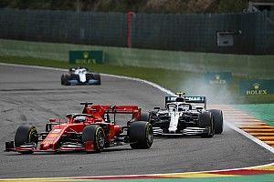 """Vettel: """"Yapabileceğim tek şey takıma hizmet etmekti"""""""