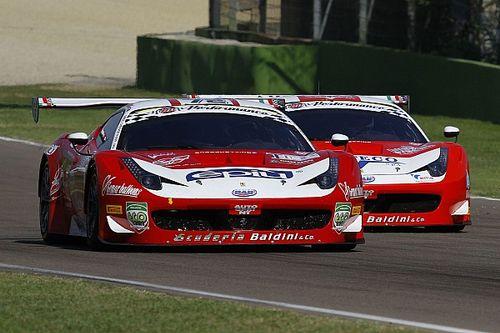 La Scuderia Baldini torna da Imola con due pole e due vittorie