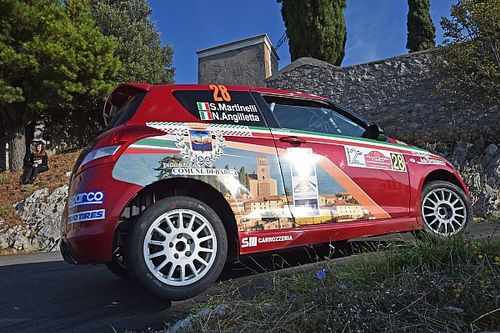 Suzuki Rally Trophy: al Rally Roma Capitale successi per due
