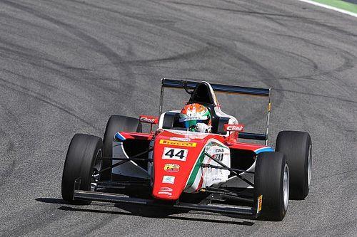 Juri Vips si aggiudica entrambe le pole a Vallelunga.
